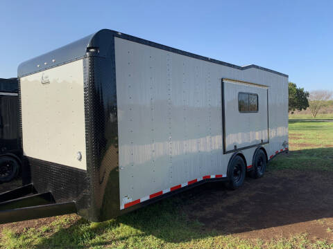 2021 CARGO CRAFT 8.5X24 AUTO CARRIER  for sale at Trophy Trailers in New Braunfels TX
