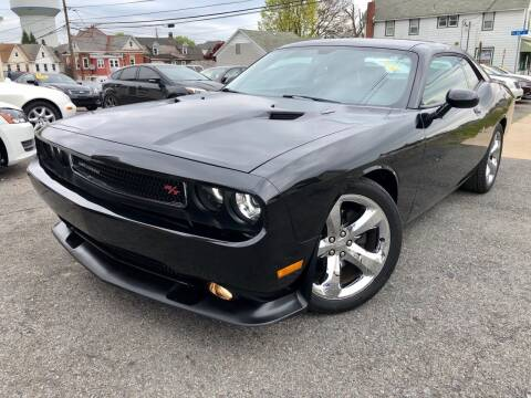2014 Dodge Challenger for sale at Majestic Auto Trade in Easton PA
