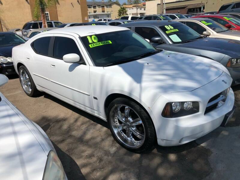 2010 Dodge Charger for sale at Paykan Auto Sales Inc in San Diego CA
