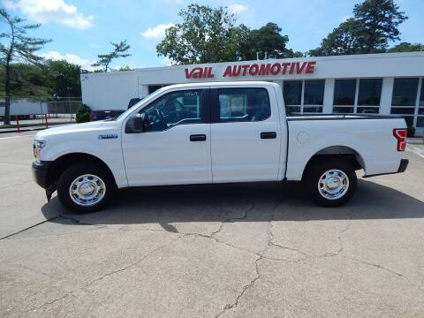 2020 Ford F-150 for sale at Vail Automotive in Norfolk VA