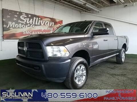 2014 RAM Ram Pickup 3500 for sale at TrucksForWork.net in Mesa AZ