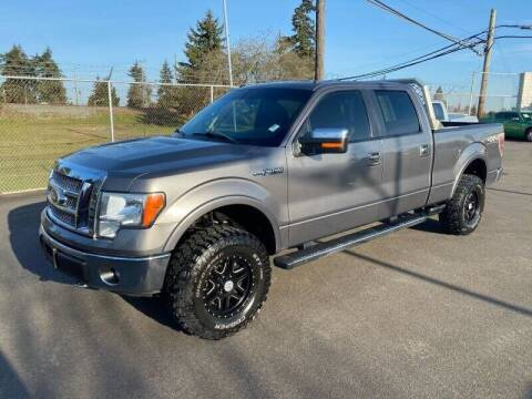 2011 Ford F-150 for sale at TacomaAutoLoans.com in Lakewood WA