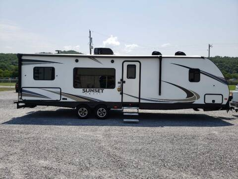 2018 SUNSET CROSSROADS for sale at White Auto Sales Inc in Summersville WV