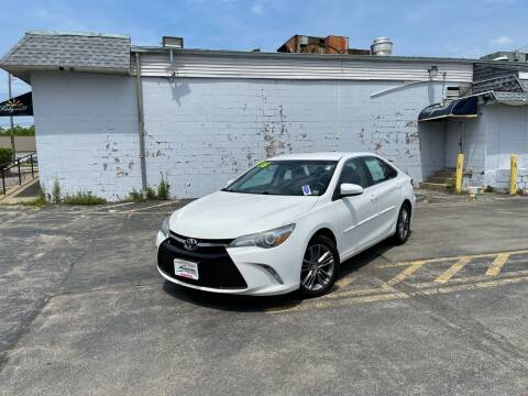 2016 Toyota Camry for sale at Santa Motors Inc in Rochester NY