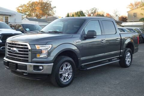 2016 Ford F-150 for sale at Olger Motors, Inc. in Woodbridge NJ