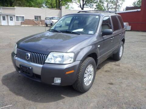 2006 Mercury Mariner for sale at GLOBAL MOTOR GROUP in Newark NJ