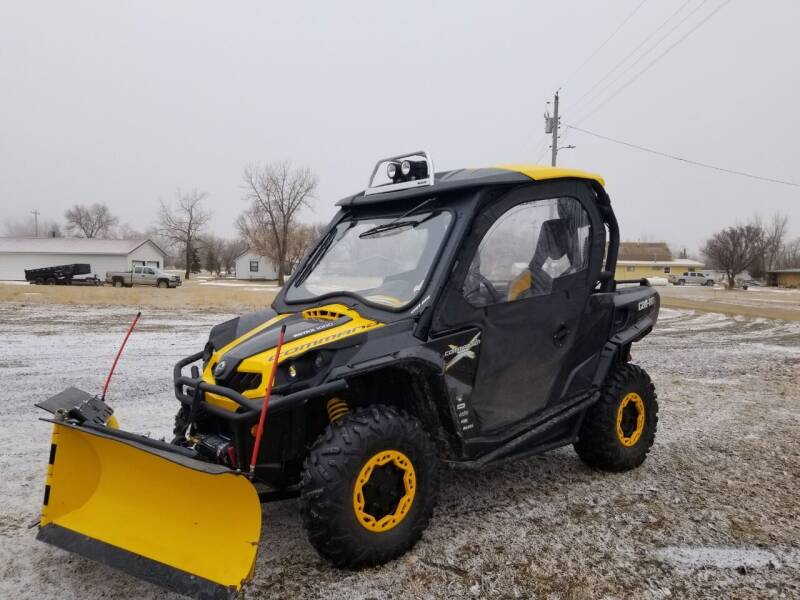 2013 Can-Am Commander for sale at A & B Auto Sales in Ekalaka MT