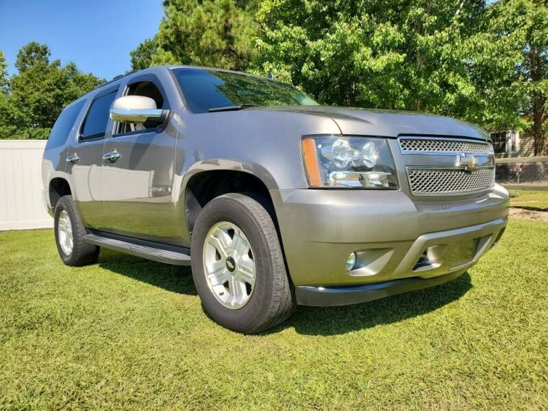 2009 Chevrolet Tahoe for sale at Real Deals of Florence, LLC in Effingham SC