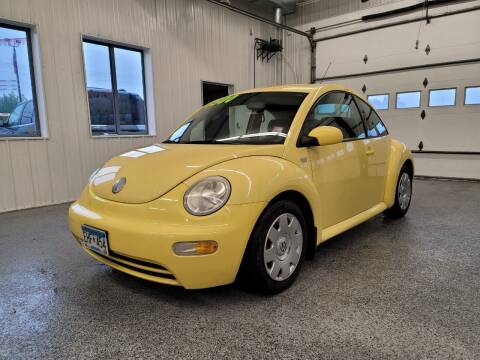 2003 Volkswagen New Beetle for sale at Sand's Auto Sales in Cambridge MN