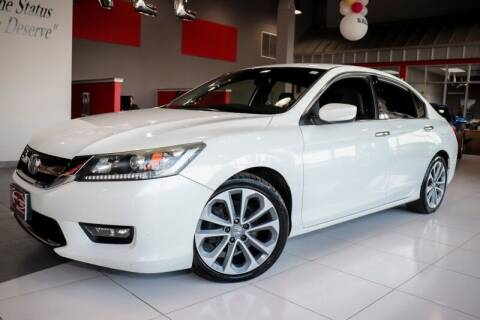 2014 Honda Accord for sale at Quality Auto Center in Springfield NJ