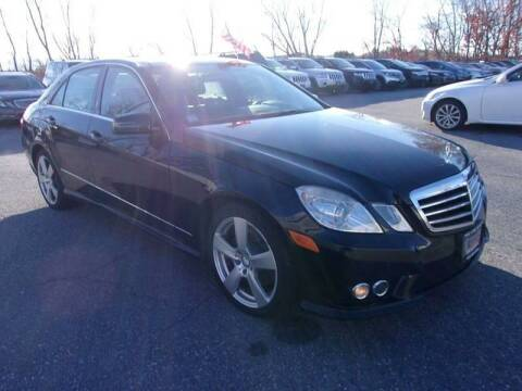 2010 Mercedes-Benz E-Class for sale at Top Line Import of Methuen in Methuen MA