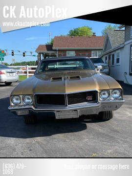 1970 Buick Gran Sport for sale at CK AutoPlex in Crystal City MO