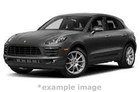 2018 Porsche Macan for sale at Coast to Coast Imports in Fishers IN