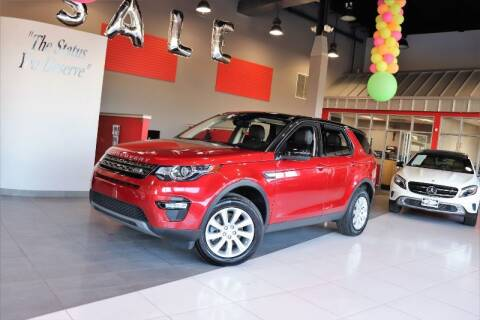 2017 Land Rover Discovery Sport for sale at Quality Auto Center in Springfield NJ