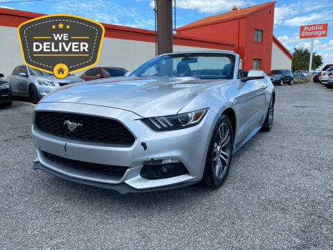 2016 Ford Mustang for sale at JC AUTO MARKET in Winter Park FL