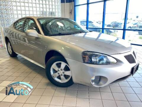 2008 Pontiac Grand Prix for sale at iAuto in Cincinnati OH