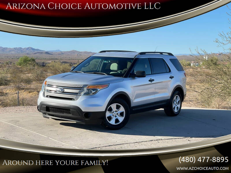 2012 Ford Explorer for sale in Mesa, AZ