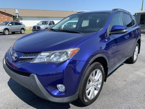 2014 Toyota RAV4 for sale at Modern Automotive in Boiling Springs SC