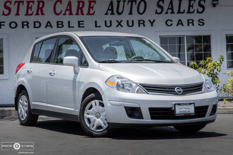 2011 Nissan Versa for sale at Mastercare Auto Sales in San Marcos CA