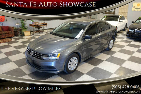 2015 Volkswagen Jetta for sale at Santa Fe Auto Showcase in Santa Fe NM