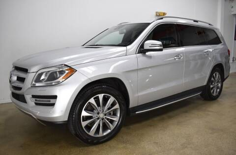 2015 Mercedes-Benz GL-Class for sale at Thoroughbred Motors in Wellington FL