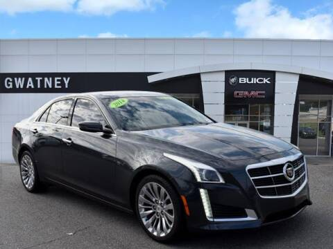2014 Cadillac CTS for sale at DeAndre Sells Cars in North Little Rock AR