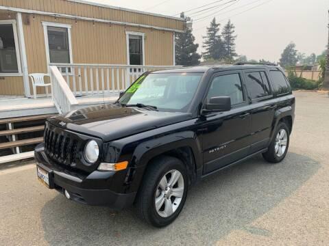 2017 Jeep Patriot for sale at Contra Costa Auto Sales in Oakley CA