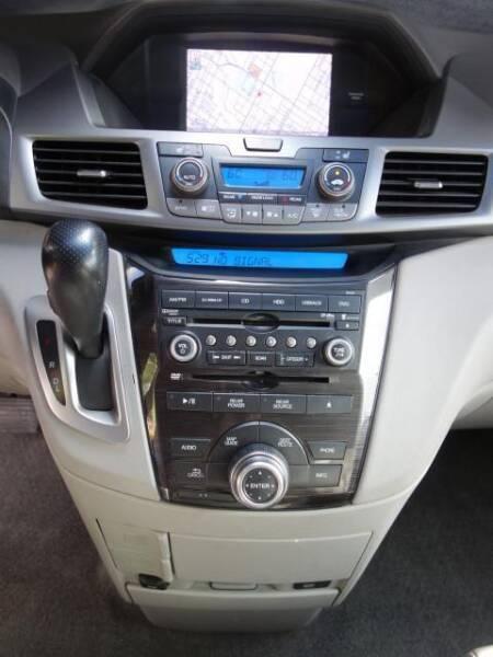 2011 Honda Odyssey Touring 4dr Mini-Van - Austin TX