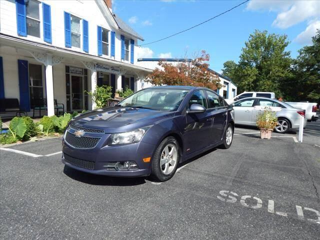 2014 Chevrolet Cruze for sale at Elite Motors INC in Joppa MD