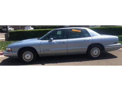 1995 Buick Park Avenue for sale at 3B Auto Center in Modesto CA