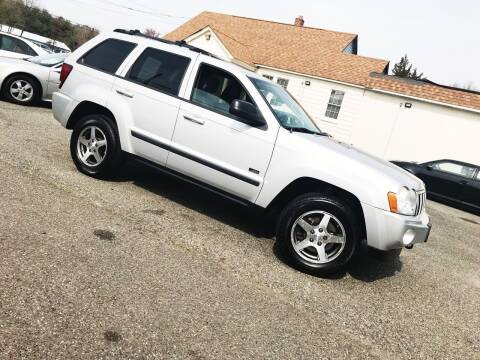 2007 Jeep Grand Cherokee for sale at New Wave Auto of Vineland in Vineland NJ