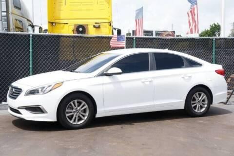 2015 Hyundai Sonata for sale at LATINOS MOTOR OF ORLANDO in Orlando FL