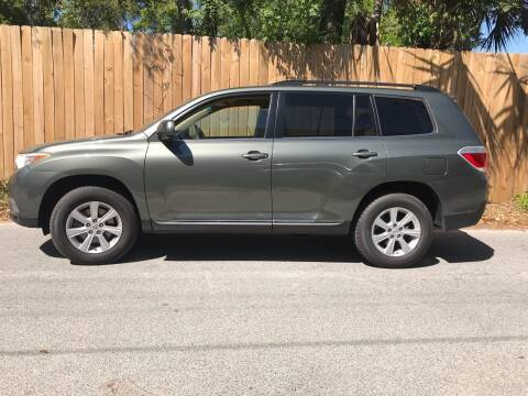 2011 Toyota Highlander for sale at Popular Imports Auto Sales in Gainesville FL
