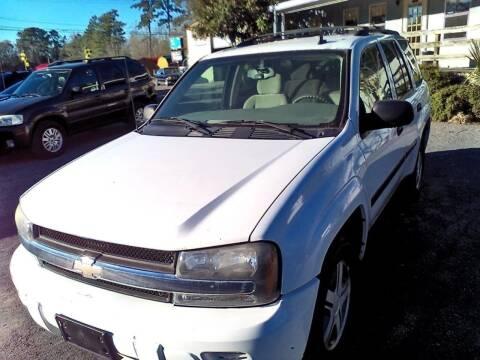 2006 Chevrolet TrailBlazer for sale at Special Finance of Charleston LLC in Moncks Corner SC