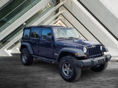 2013 Jeep Wrangler Unlimited for sale at Midlands Auto Sales in Lexington SC