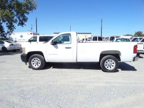 2012 Chevrolet Silverado 1500 for sale at AUTO FLEET REMARKETING, INC. in Van Alstyne TX