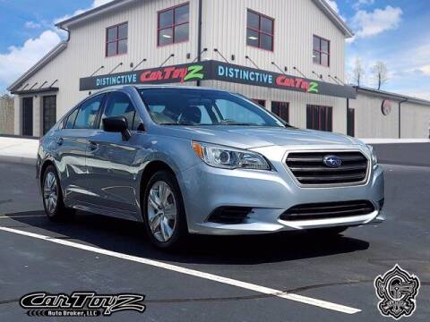 2016 Subaru Legacy for sale at Distinctive Car Toyz in Egg Harbor Township NJ