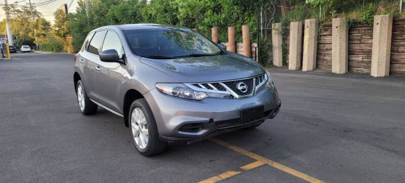2014 Nissan Murano for sale at U.S. Auto Group in Chicago IL