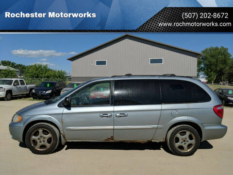 2002 Dodge Grand Caravan for sale at Rochester Motorworks in Rochester MN