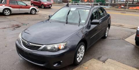 2009 Subaru Impreza for sale at Polonia Auto Sales and Service in Hyde Park MA