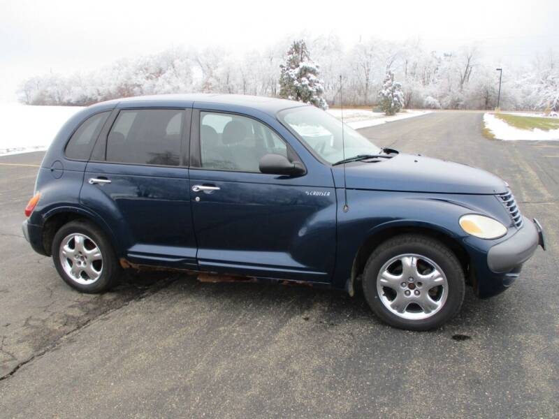 2002 Chrysler PT Cruiser for sale at Crossroads Used Cars Inc. in Tremont IL