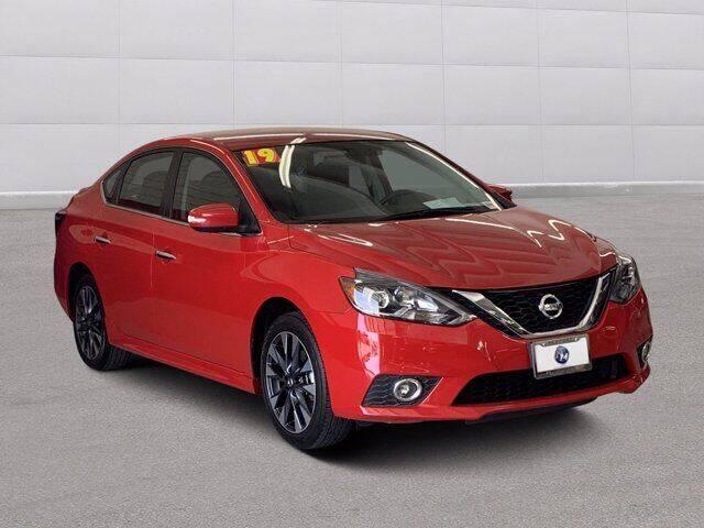 2019 Nissan Sentra for sale in Las Vegas, NV