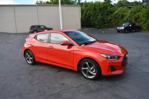 2020 Hyundai Veloster for sale at Adams Auto Group Inc. in Charlotte NC