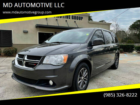 2017 Dodge Grand Caravan for sale at MD AUTOMOTIVE LLC in Slidell LA