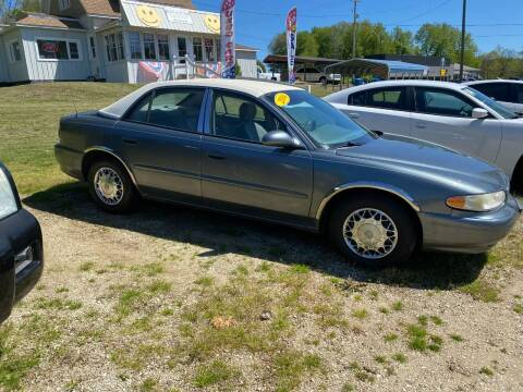 2004 Buick Century for sale at Hillside Motor Sales in Coldwater MI