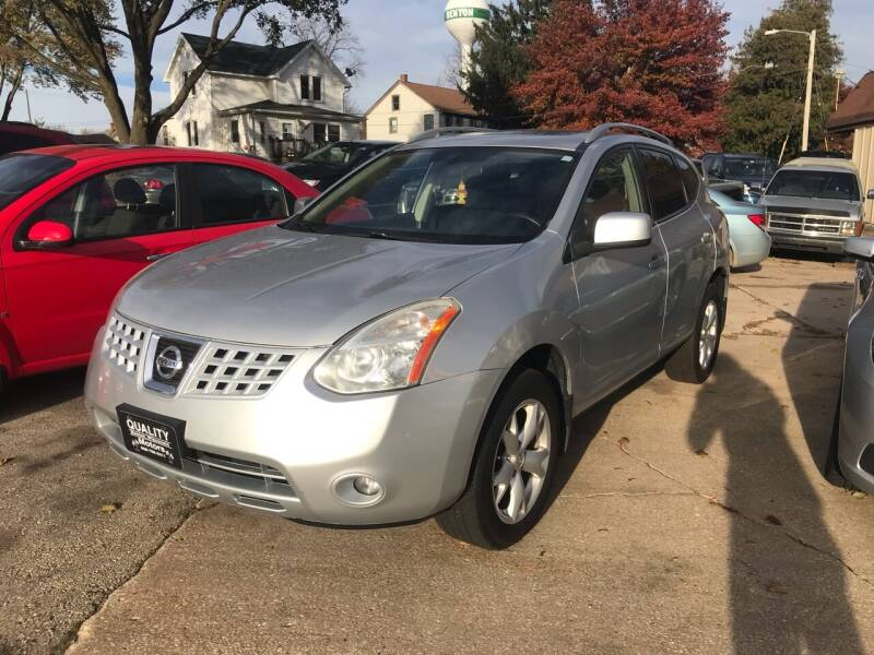 2009 Nissan Rogue for sale at QUALITY MOTORS in Benton WI