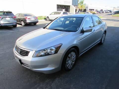 2010 Honda Accord for sale at Pennington's Auto Sales Inc. in Orange CA