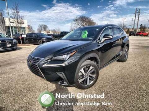2019 Lexus NX 300 for sale at North Olmsted Chrysler Jeep Dodge Ram in North Olmsted OH