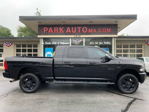 2016 RAM Ram Pickup 2500 for sale at Park Auto LLC in Palmer MA