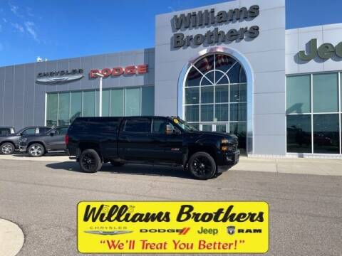 2016 Chevrolet Silverado 2500HD for sale at Williams Brothers - Pre-Owned Monroe in Monroe MI